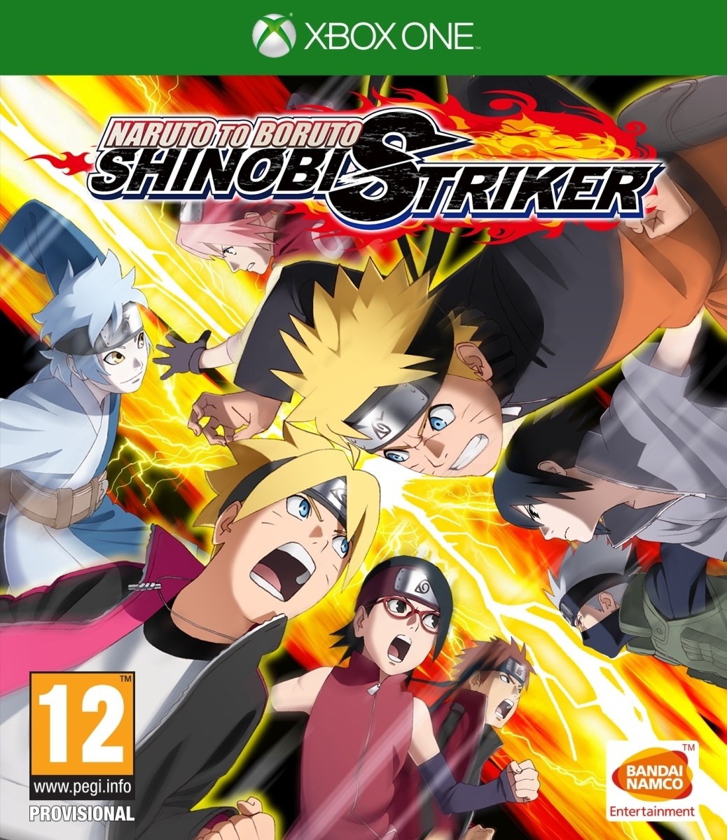 Naruto to Boruto Shinobi Striker PL (Xbox One)